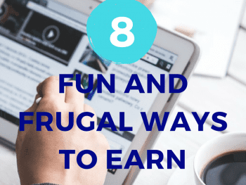 8 Fun and Frugal Ways to Earn Extra Money Online