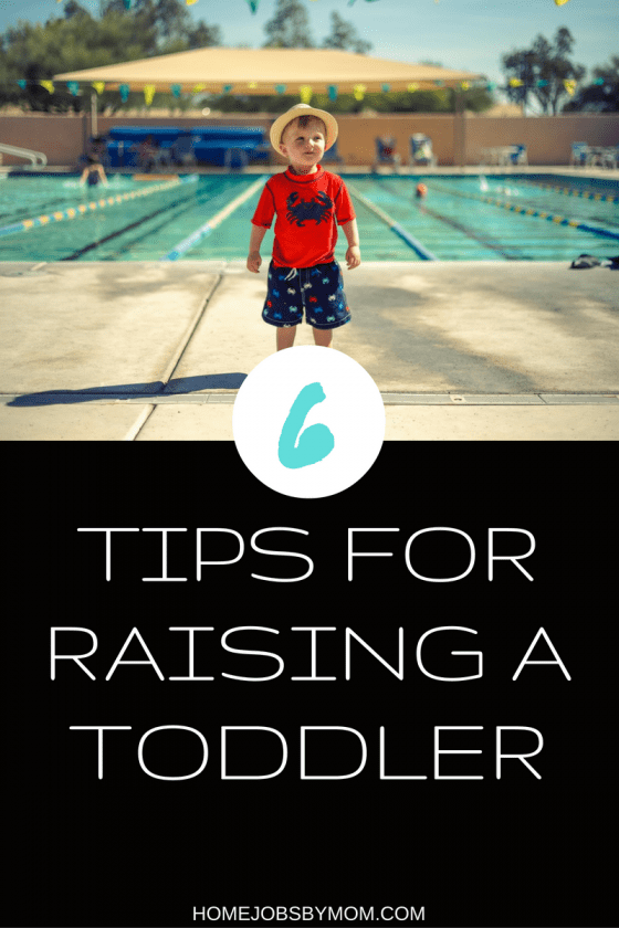 6 Tips for Raising a Toddler
