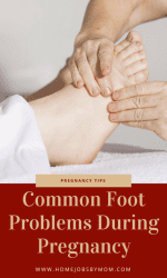 Common Foot Problems During Pregnancy