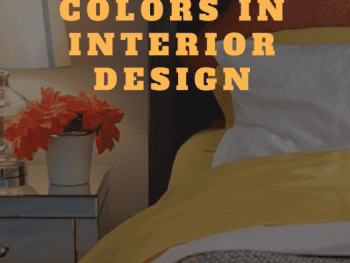 colors, color, decorating with color, colors in decorating, interior design