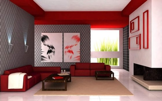 color, colors, colors in decorating, interior design