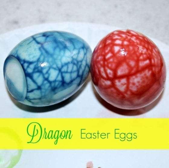 dragon easter eggs