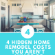 4 Hidden Home Remodel Costs you Aren't Aware of