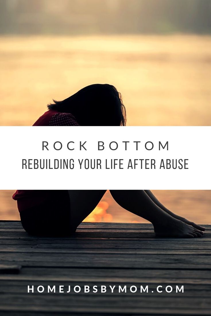 Rock Bottom_ Rebuilding Your Life After Abuse