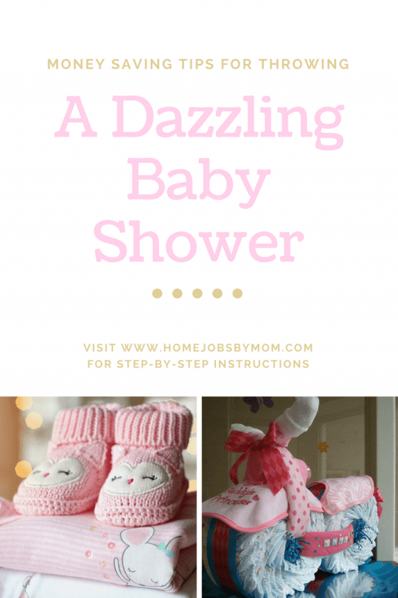 Money Saving Tips For Throwing A Dazzling Baby Shower