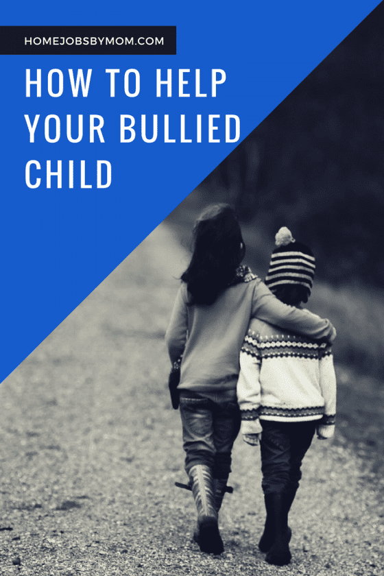 How to Help Your Bullied Child With Bullying