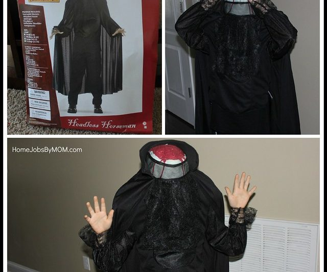 headless horseman halloween
