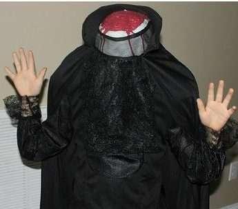 headless horseman halloween