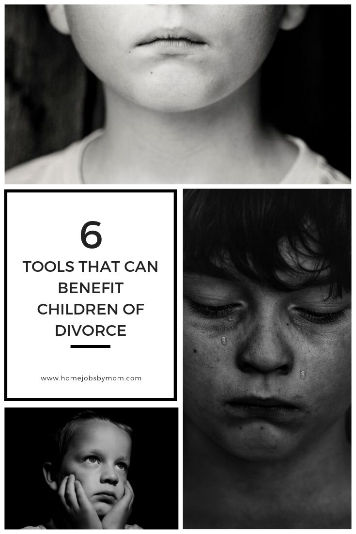 6 Tools That Can Benefit Children of Divorce