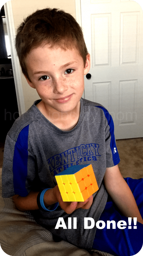 3×3 High Speed Puzzle Cube Review