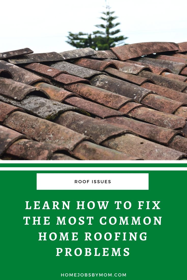 Fix The Most Common Home Roofing Problems Now