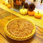Is that a Pecan Pie? No, It's a Deep Dish Fudge Pecan Pie!
