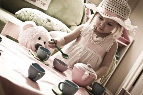 tea party play