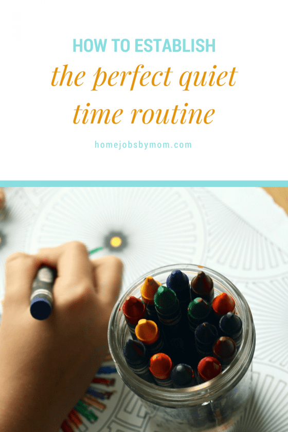 How to Establish a Quiet Time Routine