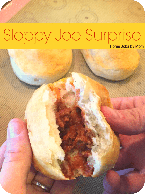 sloppy joes surprise