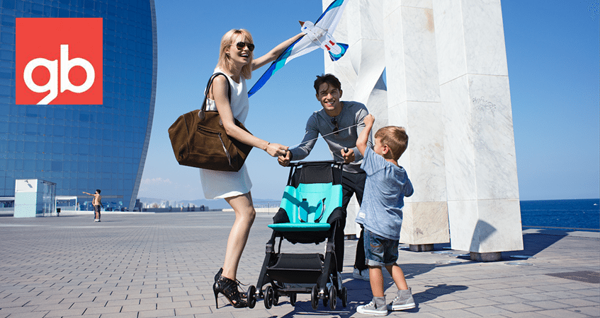 Introducing the gb Pockit Stroller at Babies 'R' Us #gbPockit #IC #ad #FamilyTravel