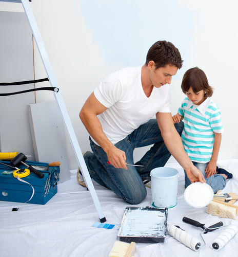 DIY Home Improvement Projects to Tackle as a Family