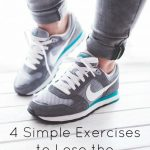4 Simple Exercises to Lose the Mommy Pooch