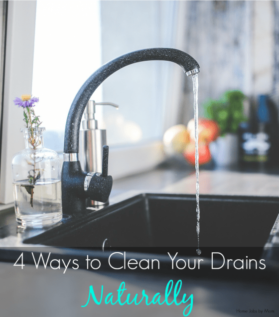 4 Ways to Clean Your Drains Naturally