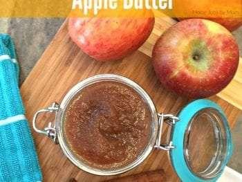 mott's apple butter recipe