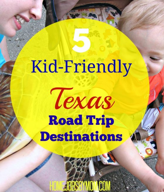 5 Kid-Friendly Texas Road Trip Destinations