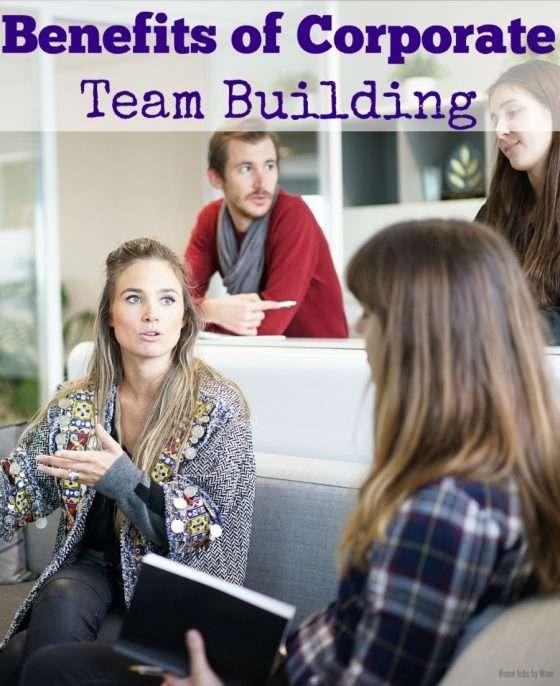Benefits of Corporate Team Building