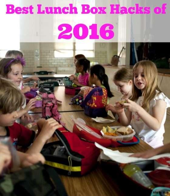 Best Lunch Box Hacks of 2016