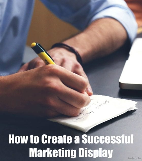 How to Create a Successful Marketing Display