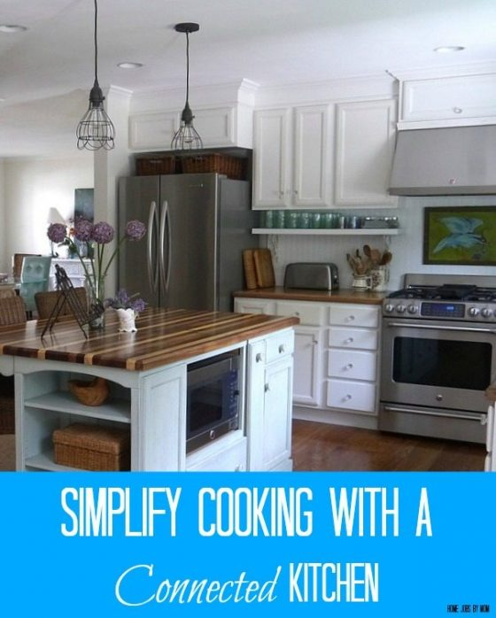 Simplify Cooking With a Connected Kitchen