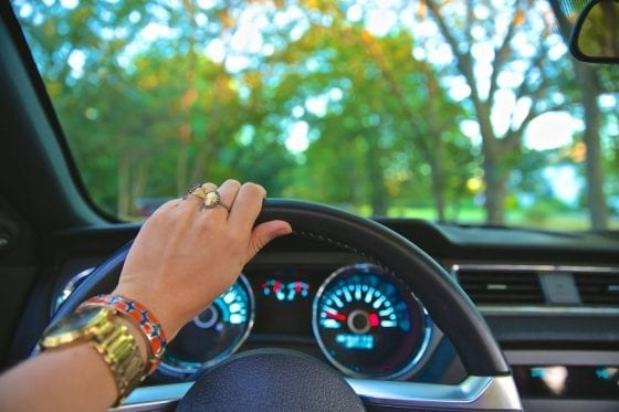 saving on driving