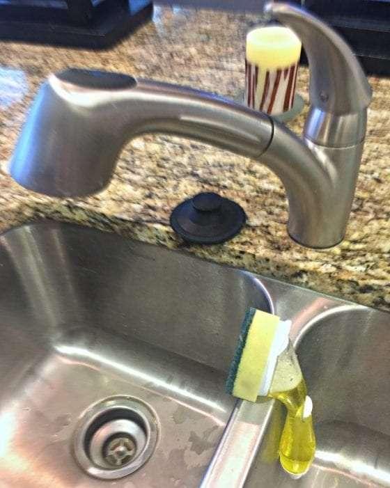 sponge dishwand