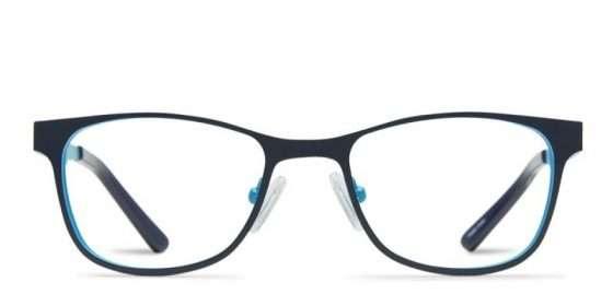 Lee Navy Blue glassesusa