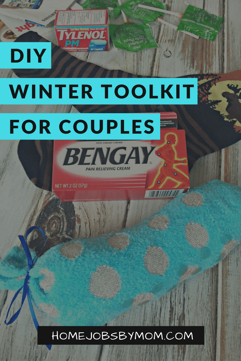 DIY Winter Toolkit For Couples