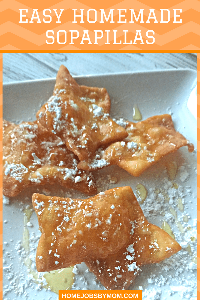 Easy Homemade Sopapillas