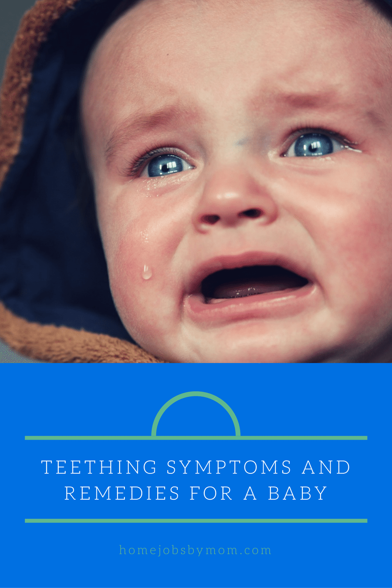 Teething Symptoms and Remedies For A Teething Baby