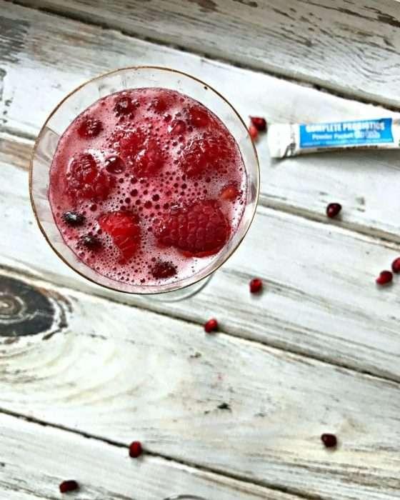 fuzzy-raspberry-pomegranate-mocktail