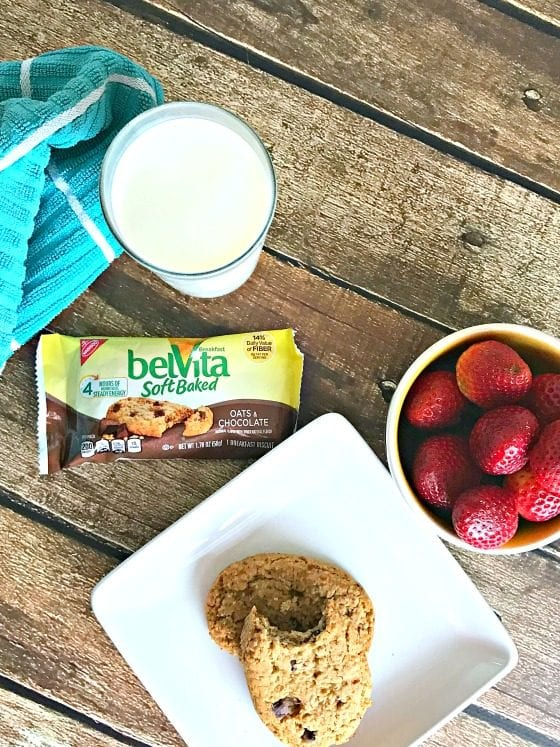 5 Healthy Ways To Boost Energy With belVita Biscuits above
