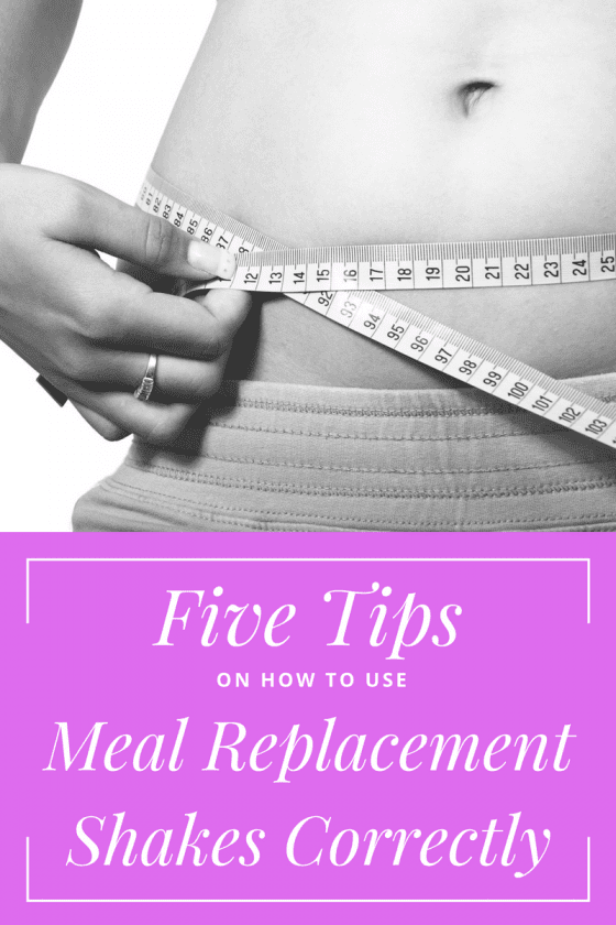 5 Tips On How To Use Meal Replacement Shakes Correctly
