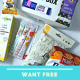 Want Free Goodies? Sign Up For The Daily Goodie Box!
