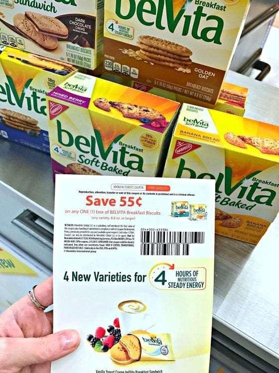 belvita coupon