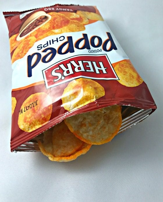 popped chips