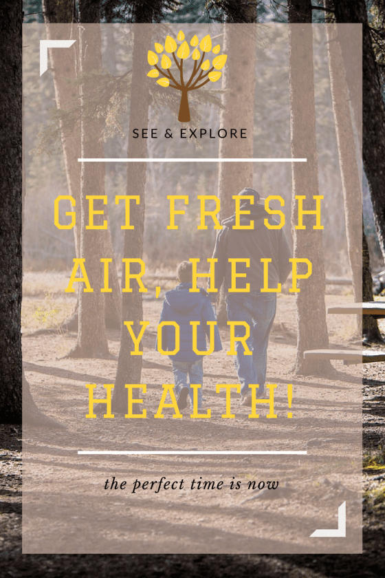 Get Fresh Air, Help Your Health!