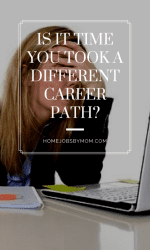 Is It Time You Took A Different Career Path?
