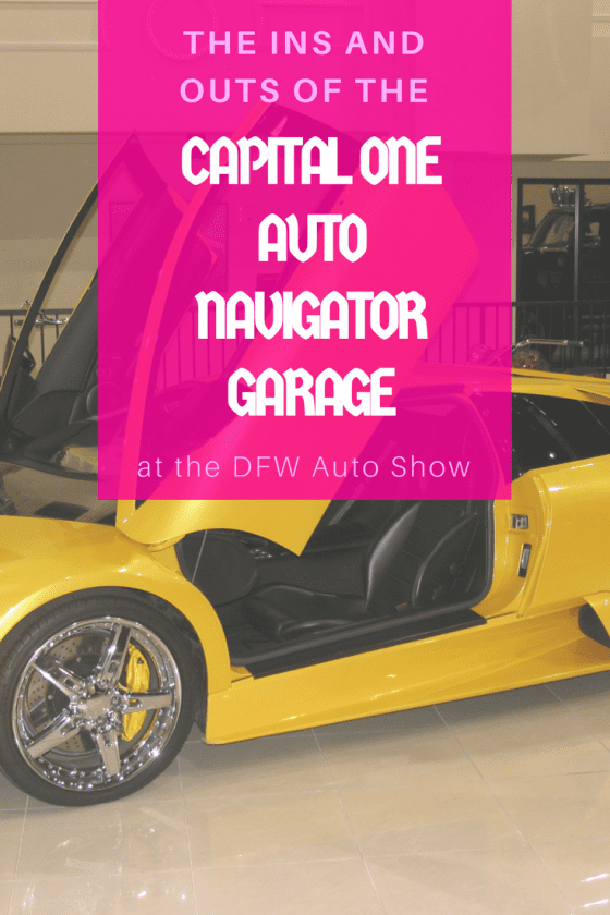 The ins and outs of the capital one auto navigator garage for Capital motors used cars