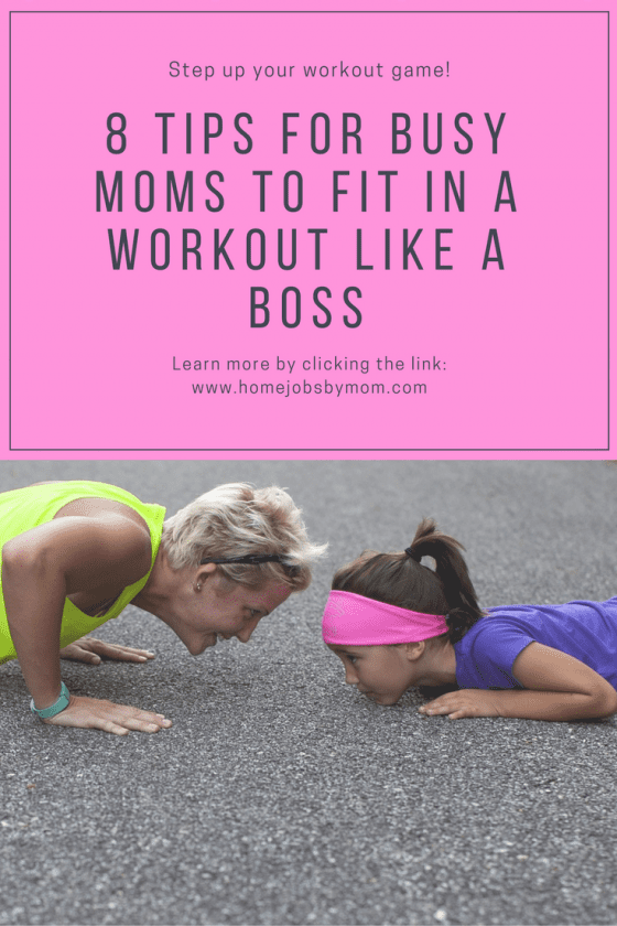 mom workout plan, workout tips, workout tips for moms
