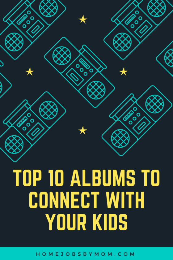 Top 10 Albums, Albums , bond with kids, bond, bonding