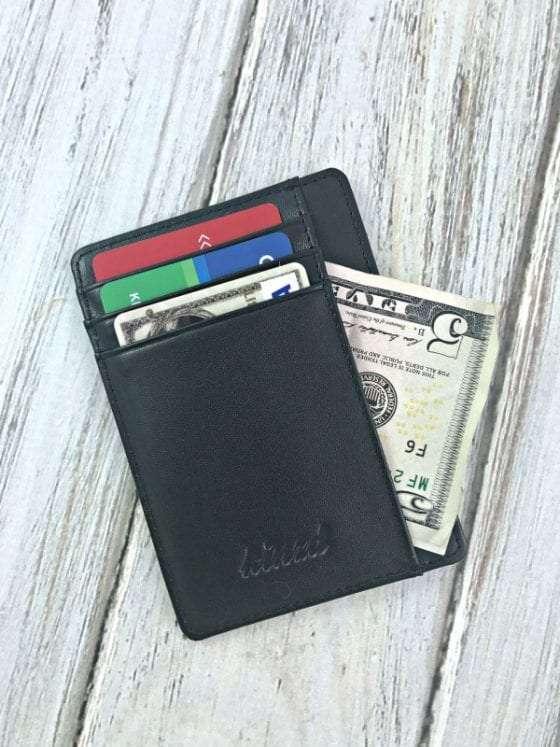 thin wallet