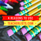 TeacherLists.com, school, shopping for school, school shopping