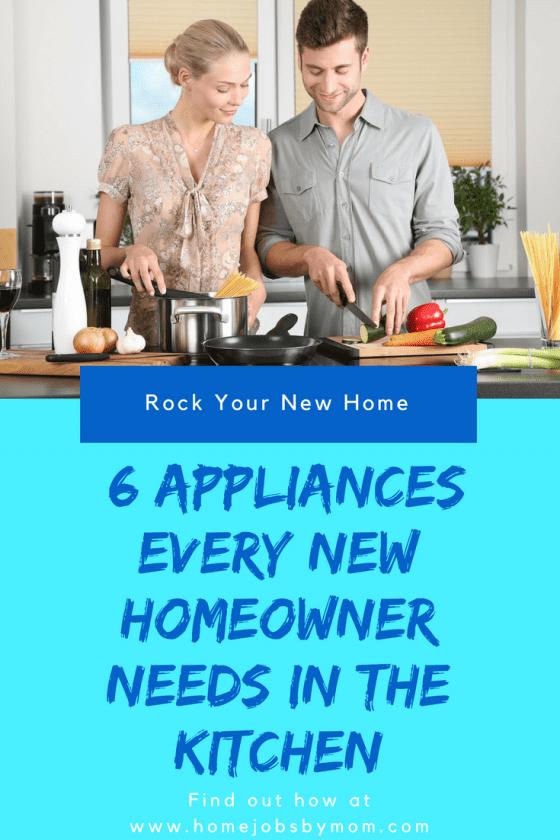 kitchen appliances, kitchen, appliances, new homeowner, kitchen appliances must have
