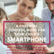 parental controls, parental controls for iphone, child's phone tips
